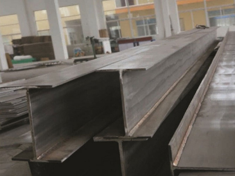 Stainless Steel H/I Beam Production