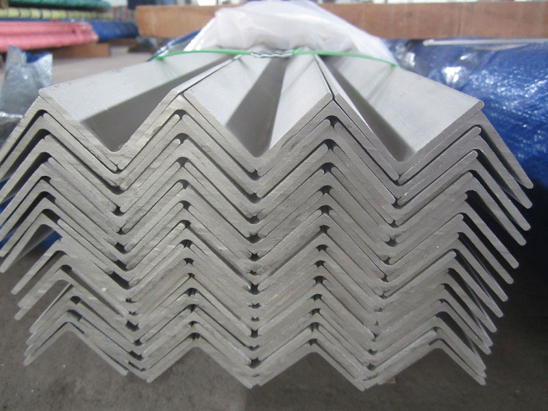 Stainless Steel Angle Sample