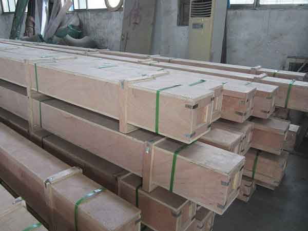 Stainless Steel Bar Packing