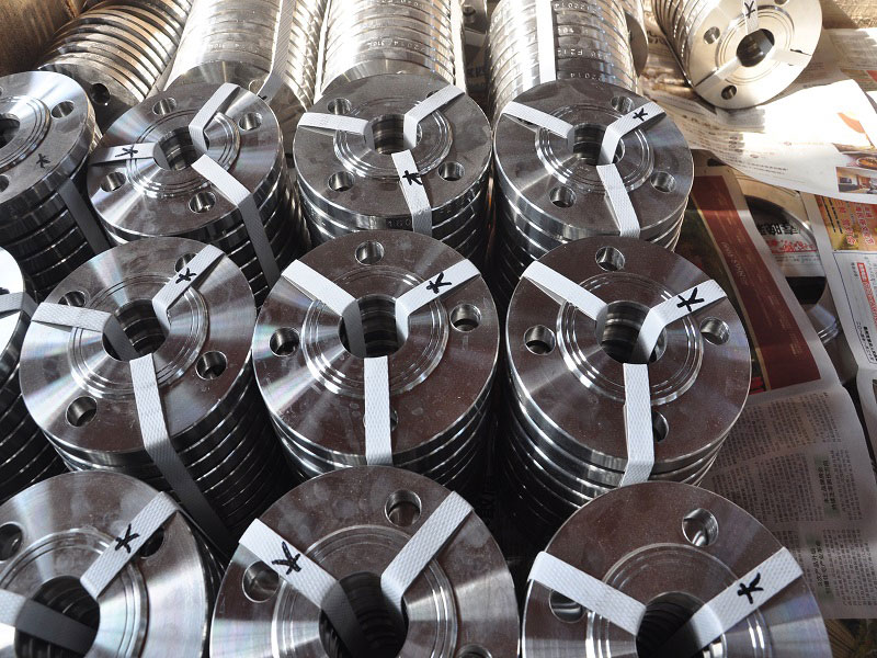Stainless Steel Flange Bundle