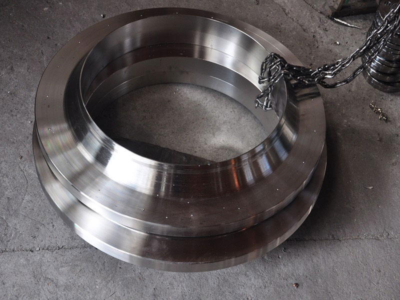 Stainless Steel Flange Sample