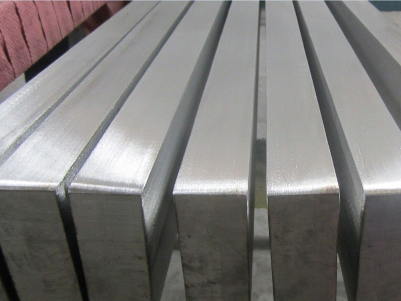 Stainless Steel Flat Bar Production