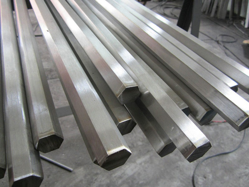 Stainless Steel Hexagonal Bbar Production
